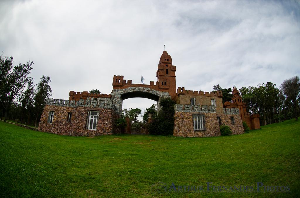 Castillo Pittamiglio - Las Rosas - Uruguay