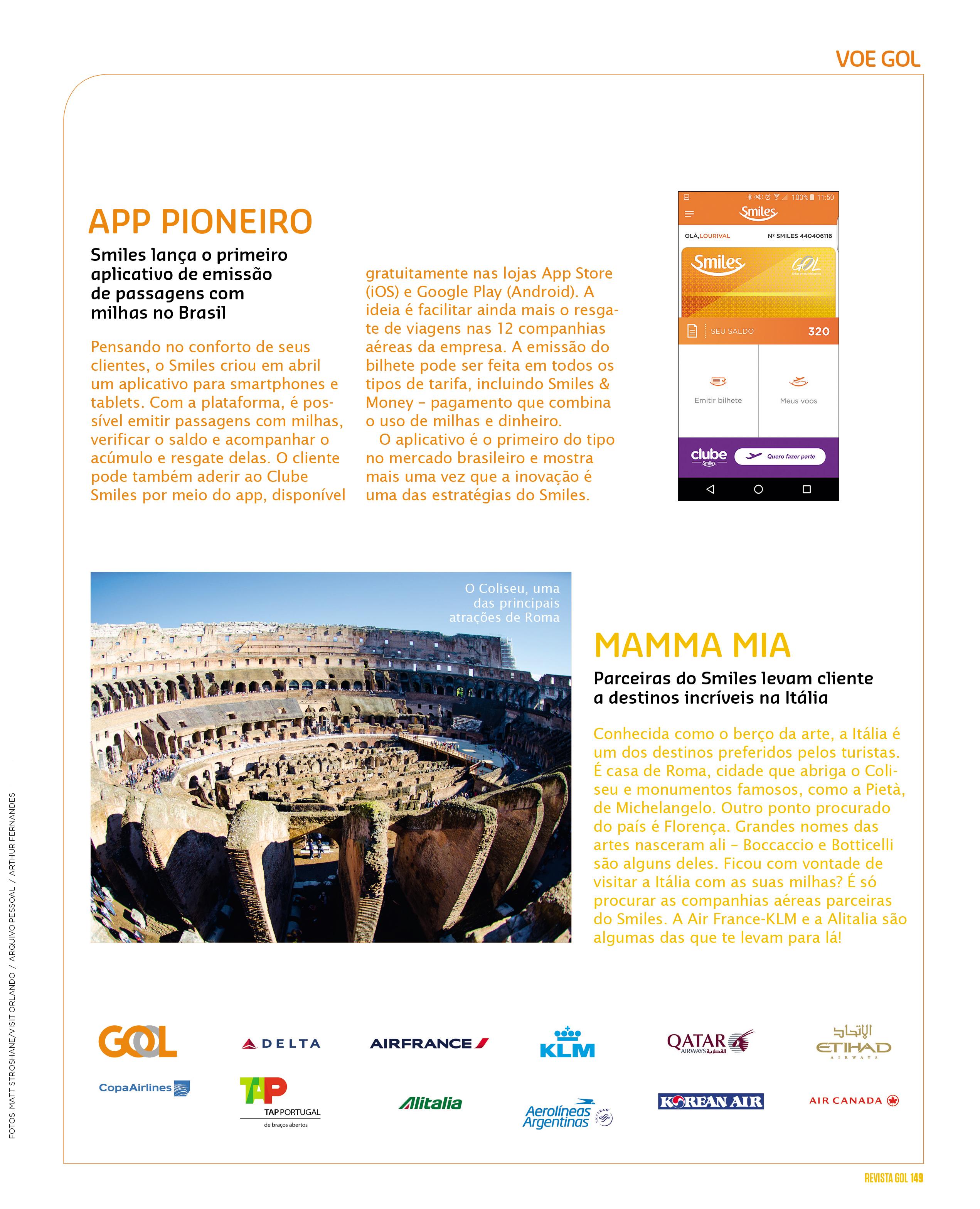 Revista GOL 170