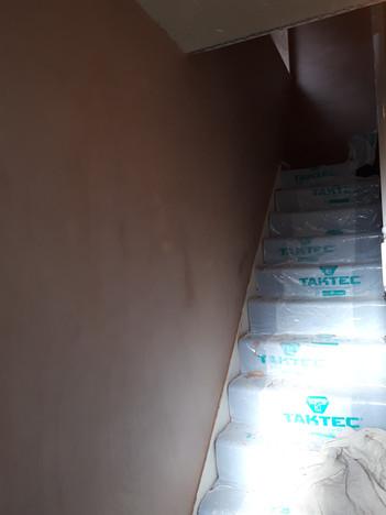 Michael Hurdus Staircase Plastering