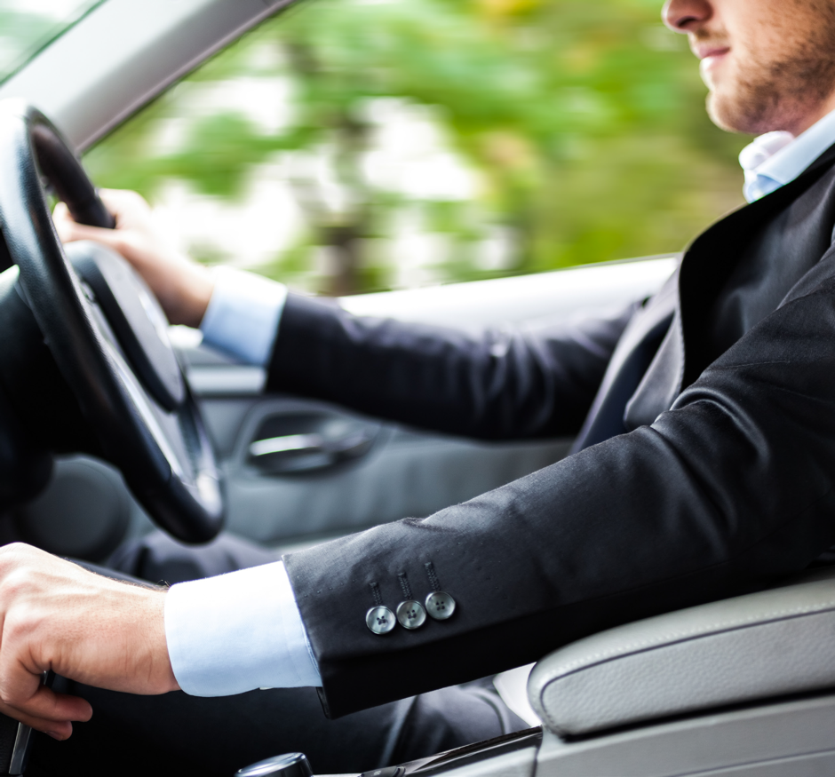 Correct Driving Posture Guide
