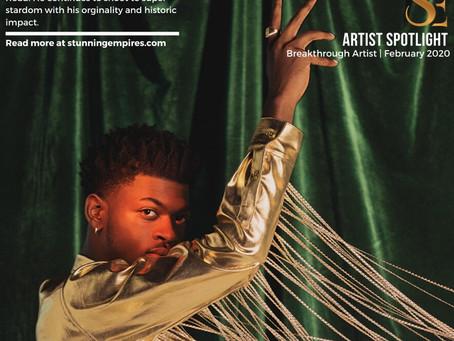 Lil Nas X: Artist Spotlight | Black History Edition