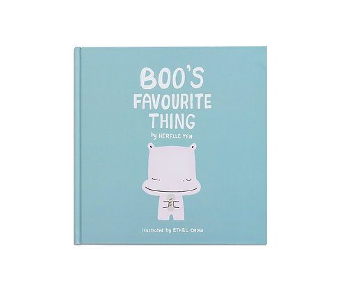 Boo's Favourite Thing