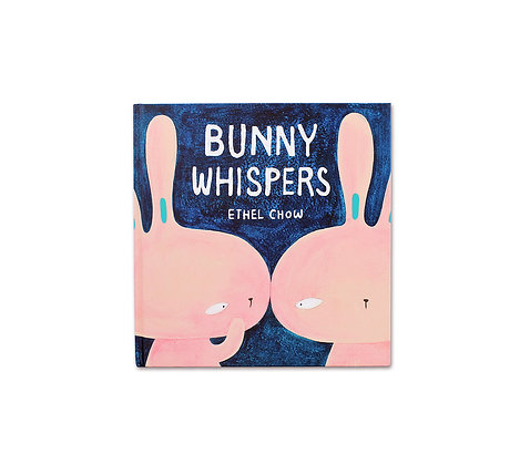 Bunny Whispers Story Book