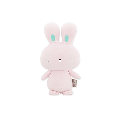 Bunny Whispers Plush 11""