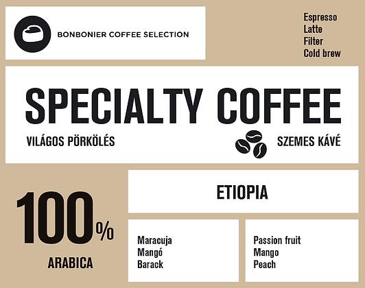 Specialty coffee – Etiópia