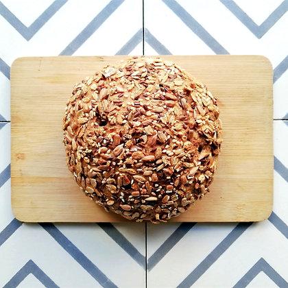 3 db Sokmagvas teljes kiőrlésű kenyér - FAGYASZTOTT