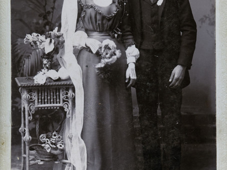 The History Behind the  Wedding Dress