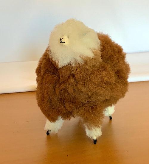 Alpaca Pet (Hazelnut)