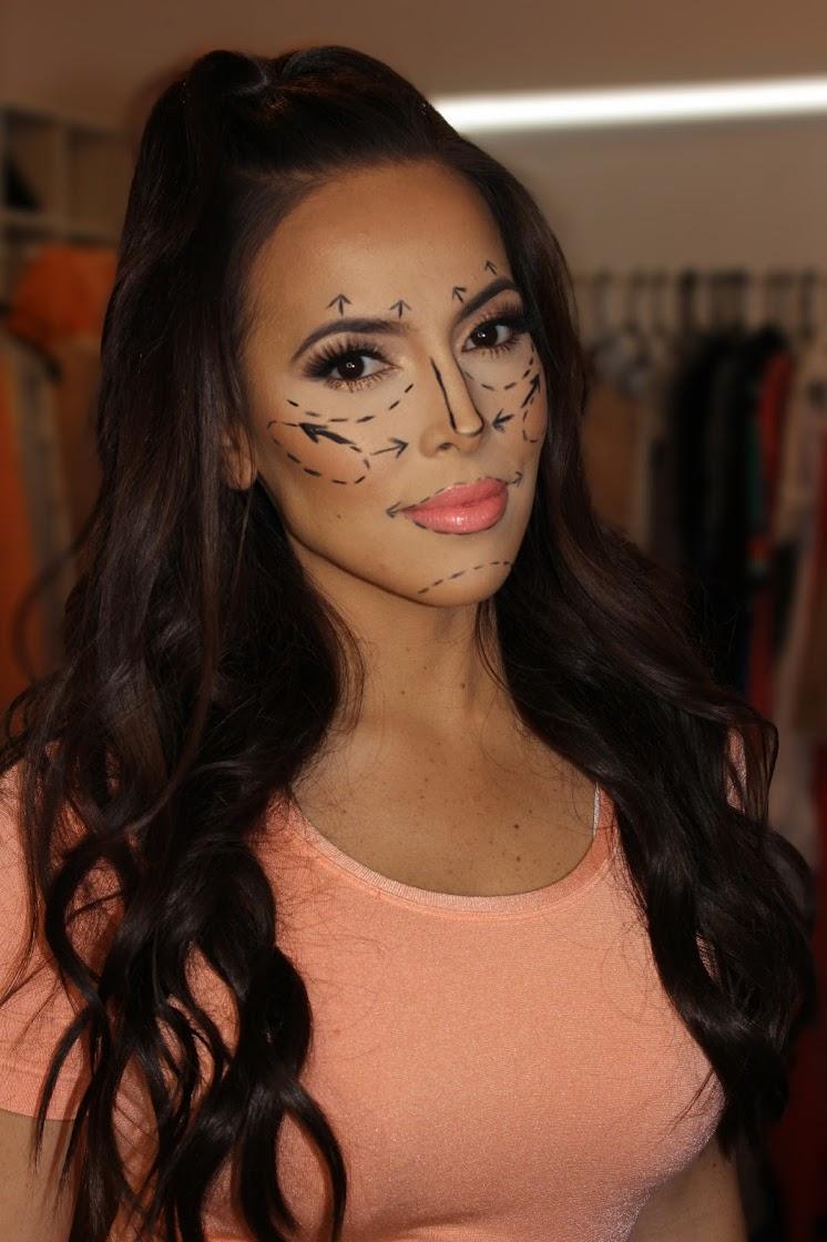 face lift halloween plastic surgery makeup how to do