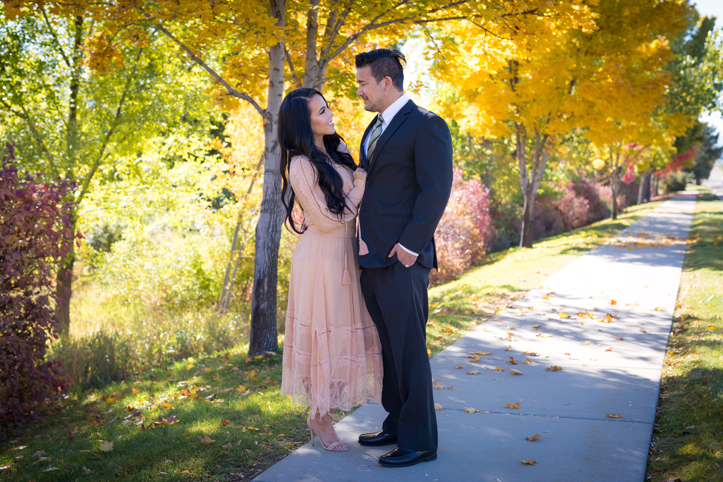 Couple fall photos ideas