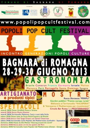 Popoli Pop Cult Festival 2013