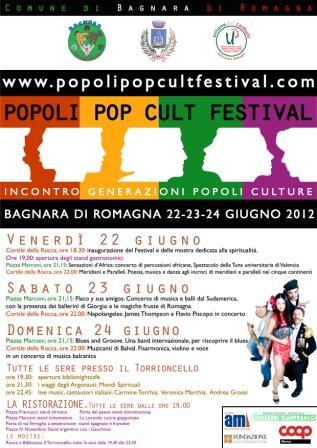 Popoli Pop Cult Festival 2012