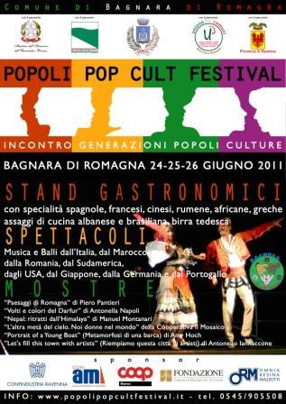 Popoli Pop Cult Festival 2011
