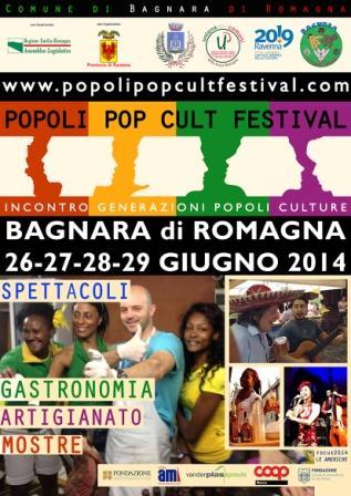 Popoli Pop Cult Festival 2014
