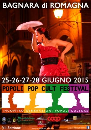 Popoli Pop Cult Festival 2015