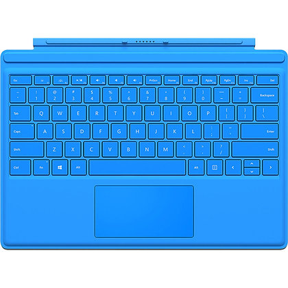 Microsoft Surface Pro4 Keyboard English Bright Blu