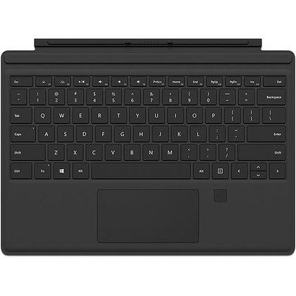 Microsoft Surface Pro4 Keyboard Finger Print