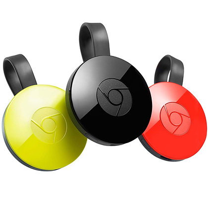 Google Chromecast - with $6 Google Play Credit