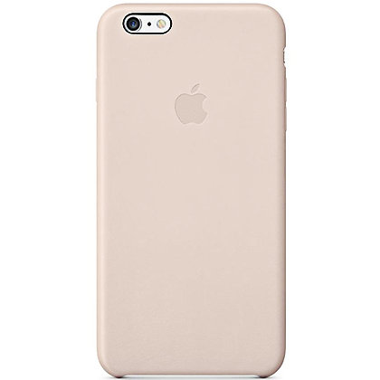 iPhone 6 Plus Leather Case Pink MGQW2