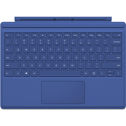Microsoft Surface Pro4 Keyboard English Blue