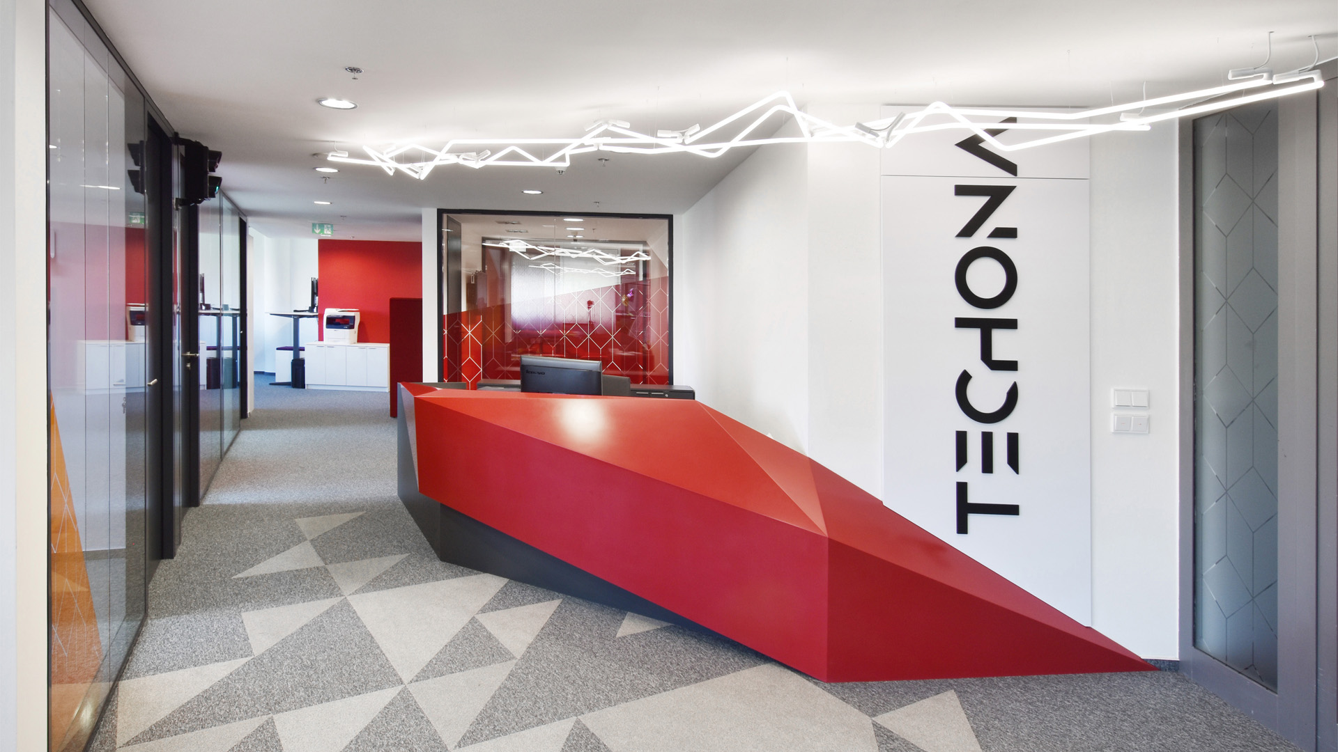 Techona offices