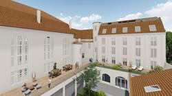 Rekonštrukcia hotela Ďumbier