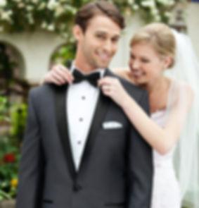 Tuxes at She Said Yes Bridal in Arkansas