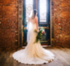 Martina Liana at She Said Yes Bridal in Arkansas