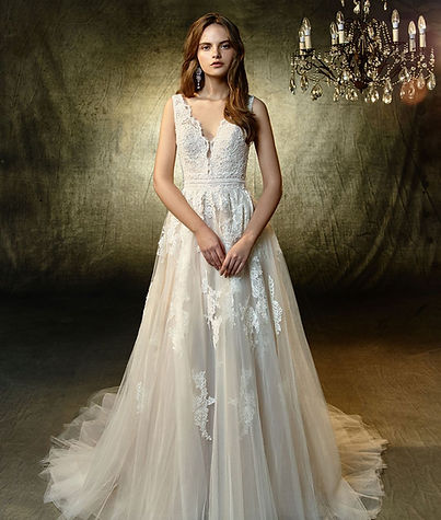 Willowby at She Said Yes Bridal in The Heights