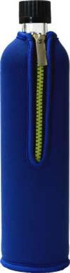 Biodora Trinkflasche blau