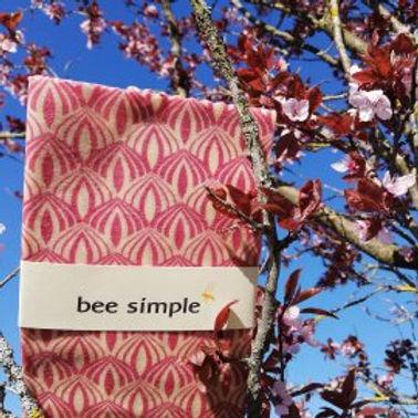 Bienenwachstuch groß