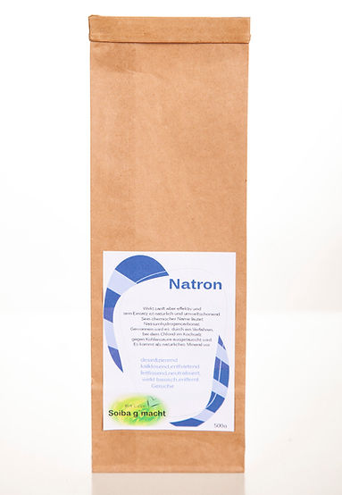 Natron  ab 500g