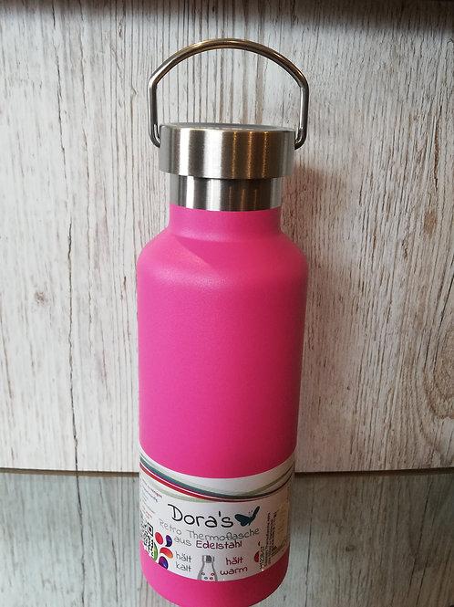 Thermosflasche aus Edelstahl Dora`s Retro