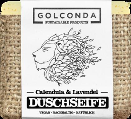 Duschseife Calendula&Lavendel