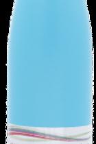 Thermoflasche hellblau aus Edelstahl 750ml