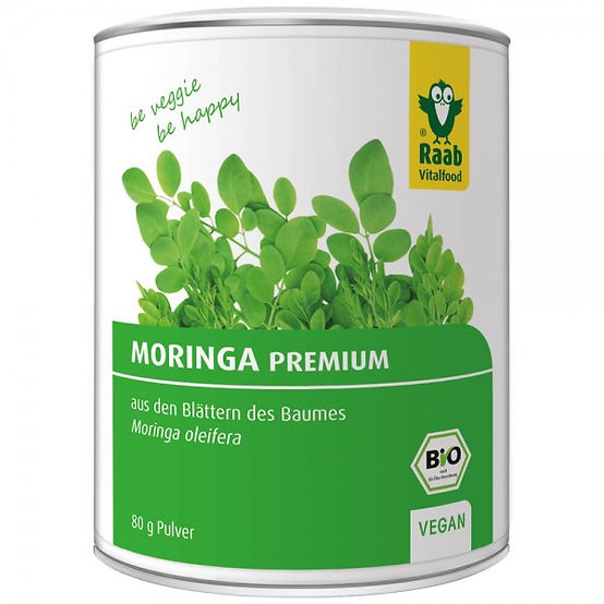 Moringa Pulver