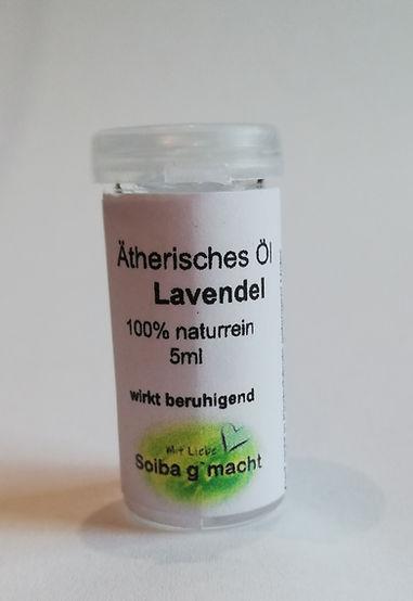 Ätherisches Öl Lavendel
