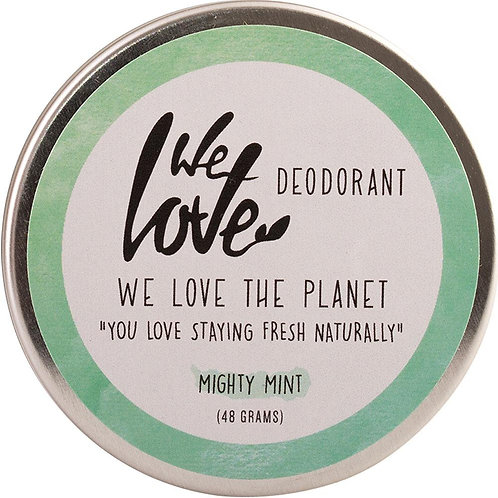 Deocreme  Mighty Mint We love the planet