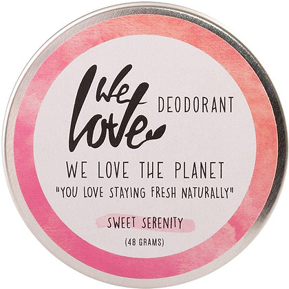 Deocreme sweet serenity We love the planet