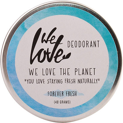 Deocreme forever fresh We love the planet