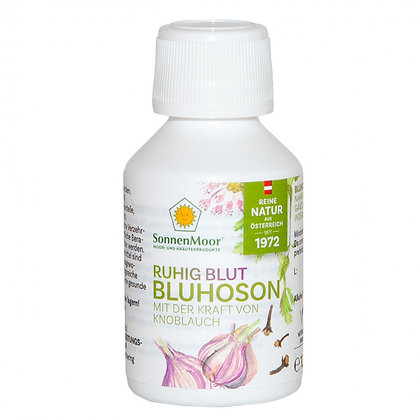 Bluhoson (Blutdruck, Vergesslichkeit, Verkalkung)