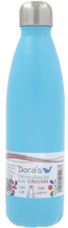 Edelstahl Thermoflasche 750ml