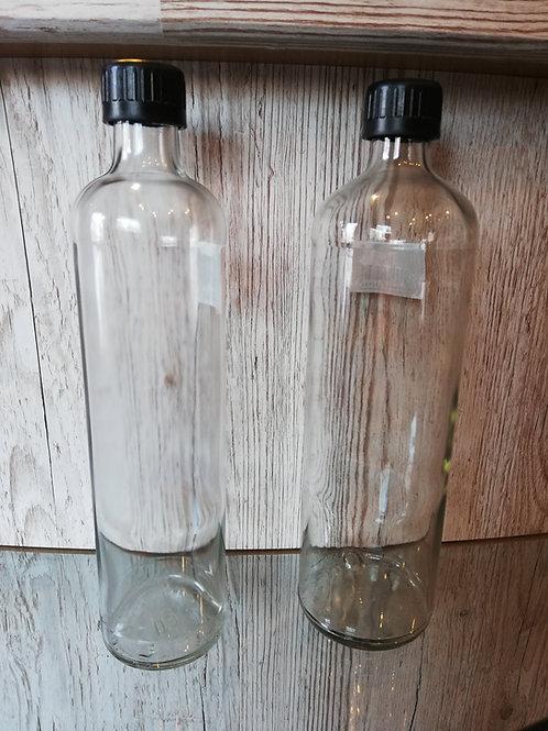 Dora's Glasflasche (Leer) 0,5l