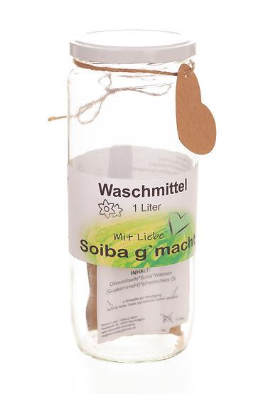 Waschmittel flüssig 1L zum selber machen