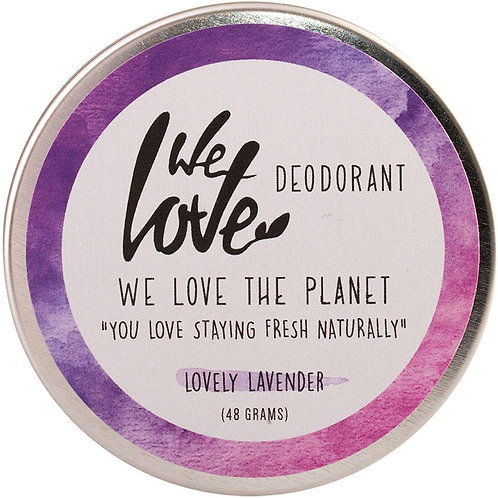 Deocreme  Lovely Lavendel We love the planet