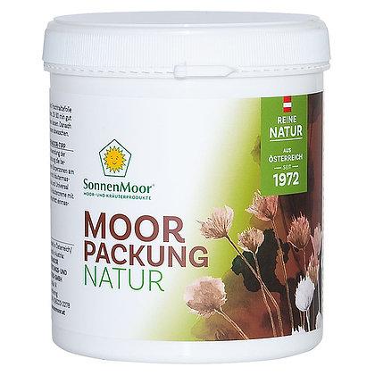 Moorpackung Natur 600g