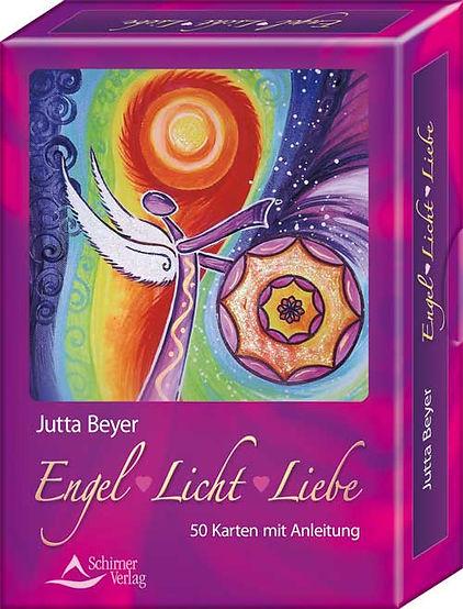 """Kartenset """"Engel-Licht-Liebe"""""""