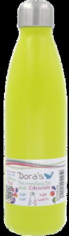 Edelstahl Thermoflasche 500ml