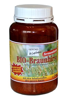 Bio Braunhirse