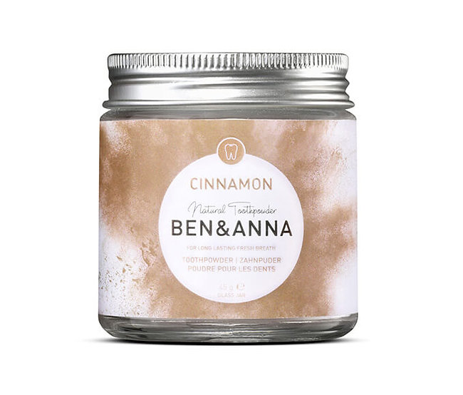 Zahnpuder Cinnamon